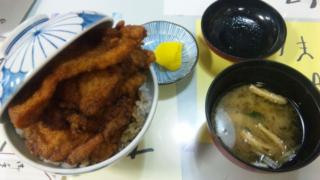 ソースカツ丼 ふくしん