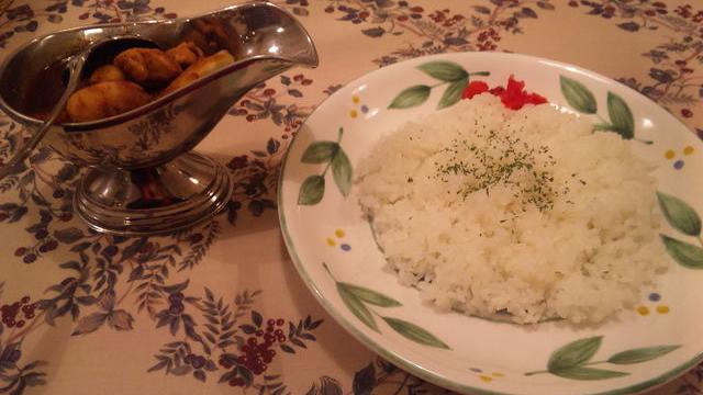 カレー cook