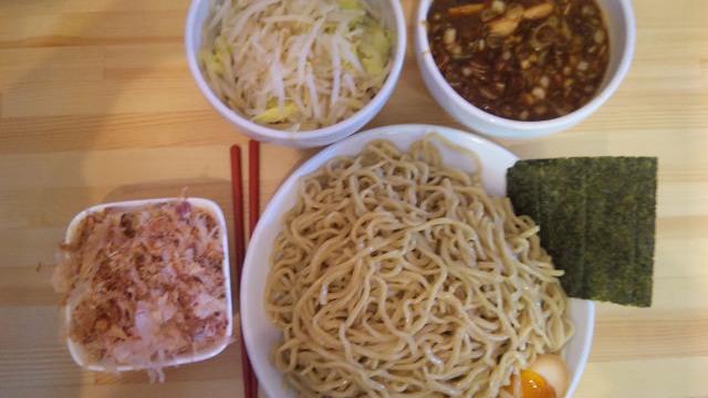 麺マッチョ つけ麺