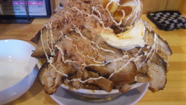 麺マッチョ 秋肉祭2014