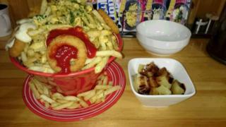 麺マッチョ ポテラーM