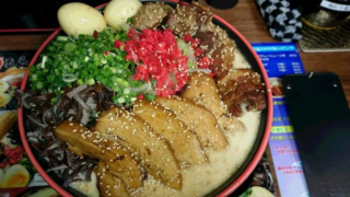 ラーメン 博多麺番長