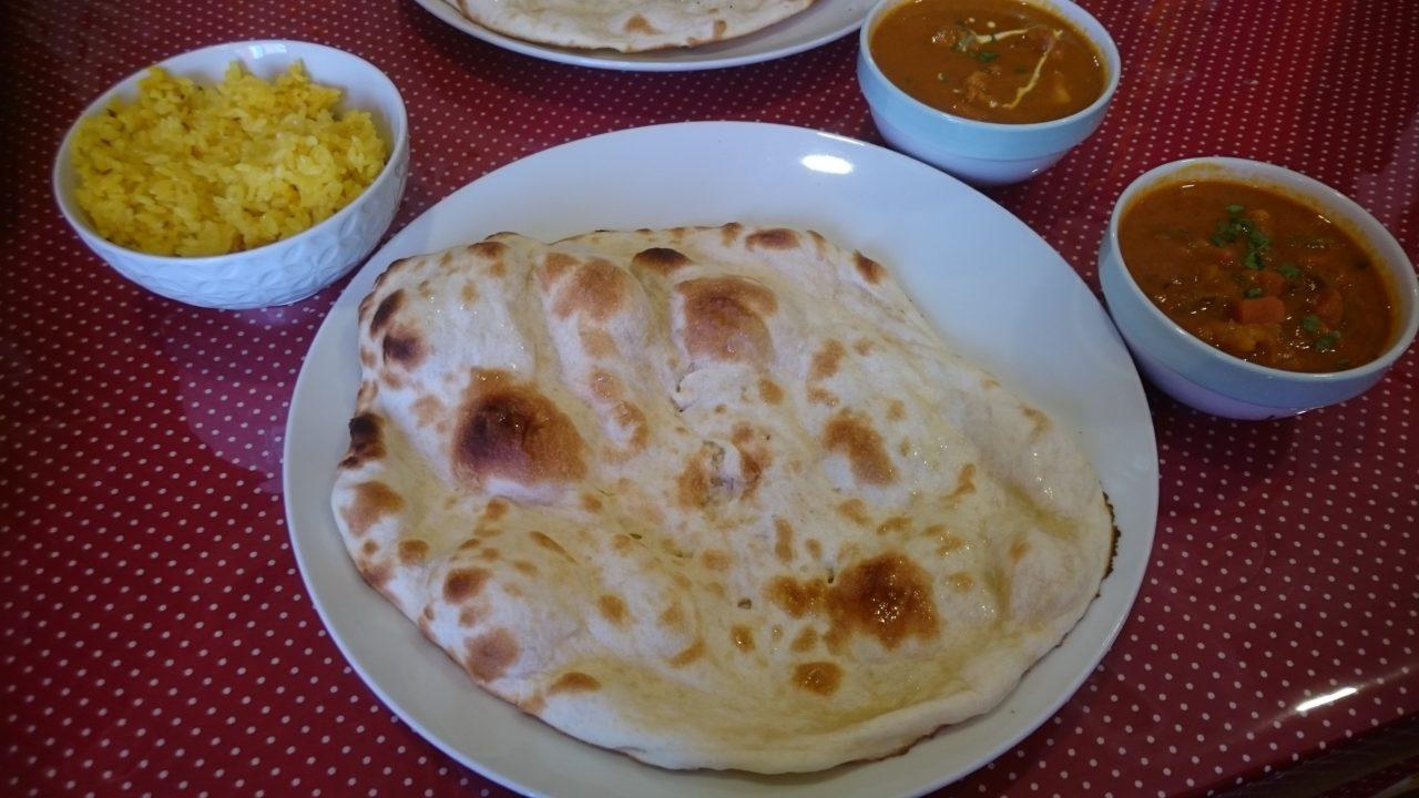 インドカレー マハク