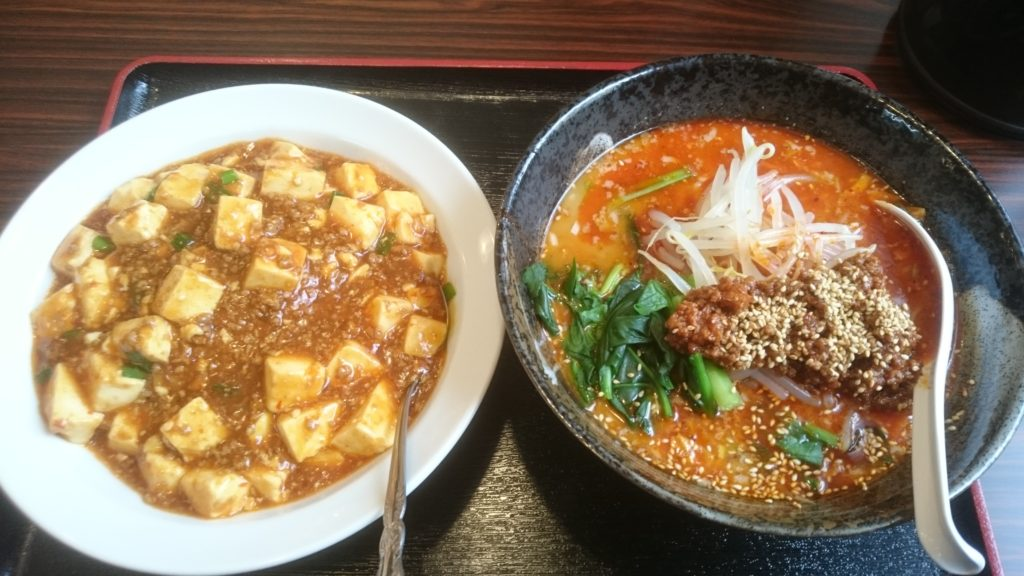 中華料理北陸