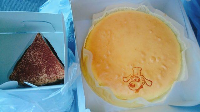ガリバー君の焼きたてチーズケーキ