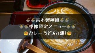 吉本製麺嵐 カレーうどん
