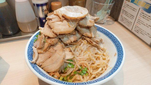 角ふじ食堂 ロールチャーシュー