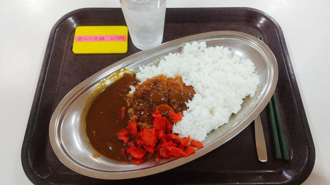 石川県庁 カレー