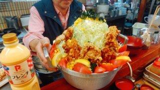 吉本製麺嵐