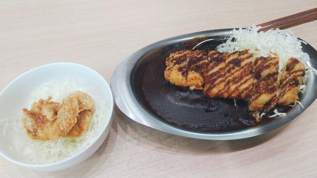 金沢ミルカツカレー